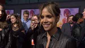 Halle Berry At 'John Wick 3' Special Screening [Video]