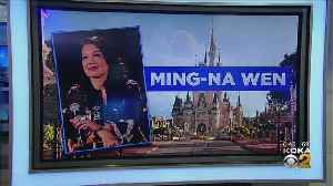 Ming-Na Wen Among 2019 Disney Legends Class [Video]