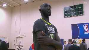 Tacko Fall Trying To Become 9th Player In NBA History Over 7-Foot-9 [Video]