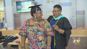 University Of North Texas Dallas Mother-Daughter Duo Share Joy And Degrees [Video]