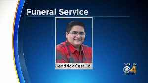 Private Funeral Service Held For Kendrick Castillo [Video]