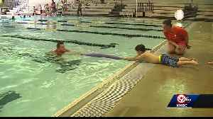 YMCA's Learn to Swim program teaches kids what to do in emergency [Video]