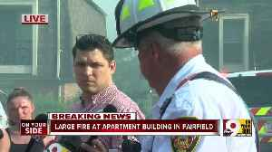 Chief: Kitchen fire started massive blaze in Fairfield [Video]