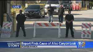 Ruptured Well Casing, Failed Safety Practices To Blame For Aliso Canyon Methane Leak, Report Finds [Video]