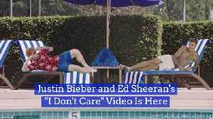 Justin Bieber And Ed Sheeran's New Music Video [Video]