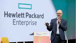 News video: Hewlett Packard Enterprise To Purchase Cray in $1.30 Billion Deal