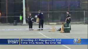 Playground Shooting In Queens [Video]