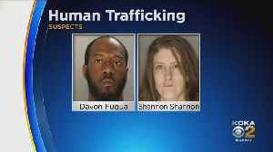 2 Facing Human Trafficking, Prostitution Charges [Video]