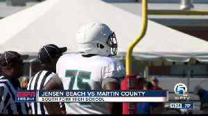 Jensen Beach vs Martin County [Video]