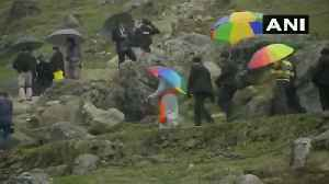 PM Modi en route to holy cave in Kedarnath [Video]