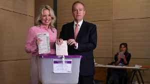 Australians vote in closely-fought federal election [Video]