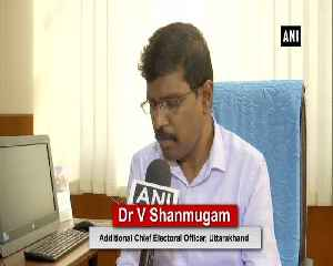 Election agent or candidate can submit written request before RO for recounting VVPAT slips Addl CEO Uttarakhand [Video]