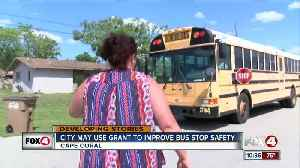 Cape Coral to discuss bus stop safety improvements [Video]