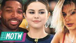 Hailey Finds Selena Gomez Text Messages In Justin's Phone! Tristan SHADES Khloe On Mothers Day |MOTW [Video]