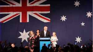 News video: Australia's Conservative Party Headed For Unexpected Win At National Election