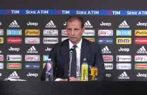 News video: Emotional Allegri insists the time was right to leave Juventus