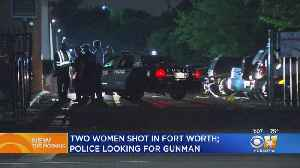 Woman Dead, Another Injured In Shooting At Fort Worth Apartment Complex [Video]