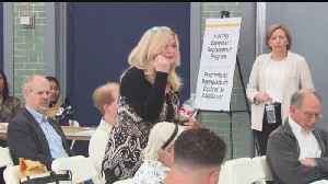 Residents Have Concerns As Columbia Gas Holds Open House In Andover [Video]