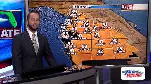Florida's Most Accurate Forecast with Jason on Saturday, May 18, 2019 [Video]