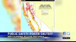 Pacific Power would shut off power in cases of high fire danger [Video]