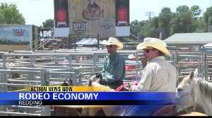 Redding economy gets boost from Rodeo Week [Video]