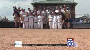 Trine Claims Super Regional Title Over Geneseo [Video]