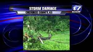 Cherokee County Storm Damage [Video]