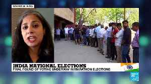 Final round of voting in Indian election analysis by Sreya Banerjee [Video]