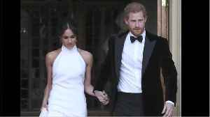 Celebrity Close Up Special: Prince Harry And Meghan, Duchess Of Sussex: Their First Year Of Marriage [Video]