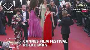 Bella Hadid in Highlights Cannes Film Festival Rocketman | FashionTV | FTV [Video]