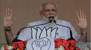 India's Modi Set to Win Election [Video]