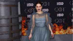 Game of Thrones: Emilia Clarke Shares Heartwarming Goodbye Post [Video]