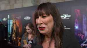 Anjelica Huston On Being An Assassin In New York City [Video]