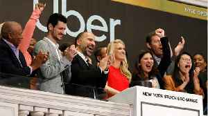 Uber And Lyft Have Awful Debuts [Video]