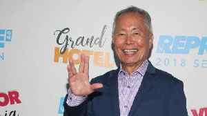 George Takei Attributes Success Of 'Star Trek' Franchise To The Fans [Video]