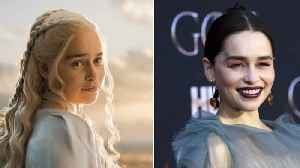 Emilia Clark Says Farewell To Daenerys Targaryen [Video]