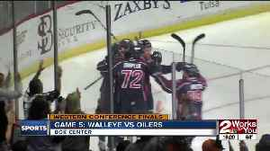 Oilers Lose to Toledo 4-1 in Game 5 [Video]