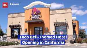 You Can Stay At The Hotel California Taco Belll [Video]