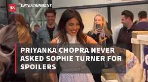 Priyanka Chopra Doesn't Care For Spoilers [Video]