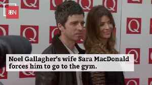 Noel Gallagher Needs To Workout [Video]