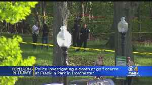 Police Investigate Death At Golf Course At Franklin Park [Video]