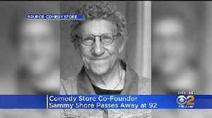 Comedy Store Co-Founder, Launcher Of Comics Sammy Shore Dead At 92 [Video]