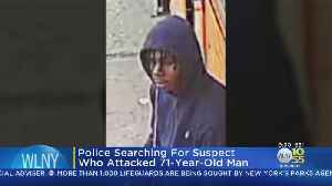 Suspect Assaults 71-Year-Old In The Bronx [Video]