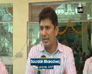 AAP doesnt trust Delhi Police Saurabh Bharadwaj [Video]