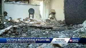 Residents picking up the pieces after devastating apartment fire [Video]