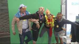 Runners Say Rain Won't Ruin The Party At SF's Bay To Breakers [Video]
