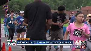 KCK strides toward less-violent community with annual race [Video]