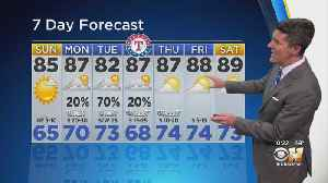 Jeff Jamison's Weather Forecast [Video]