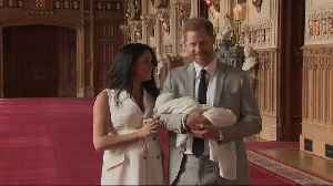 Harry and Meghan: Their first year of marriage [Video]