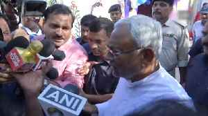 'Highly condemnable': Nitish Kumar on Pragya Thakur's remark on Godse [Video]